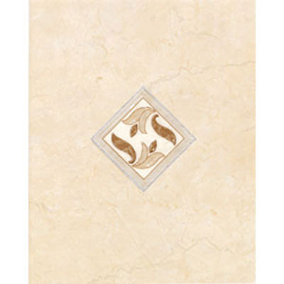 American Olean Courtland Decorative Wall Tiles Light Beige CU02810DECOA1P