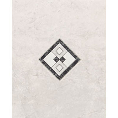 American Olean Courtland Decorative Wall Tiles Light Gray CU03810DECOA1P