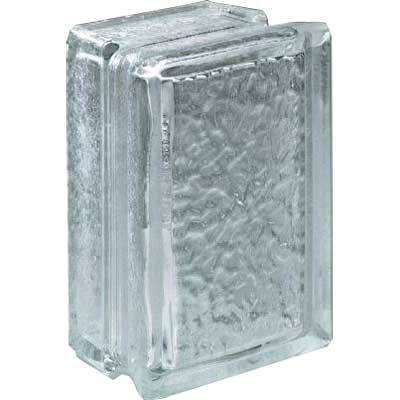 Daltile Glass Block Icescapes 8 Icescapes Arque Block GB02 8ARQUE1P