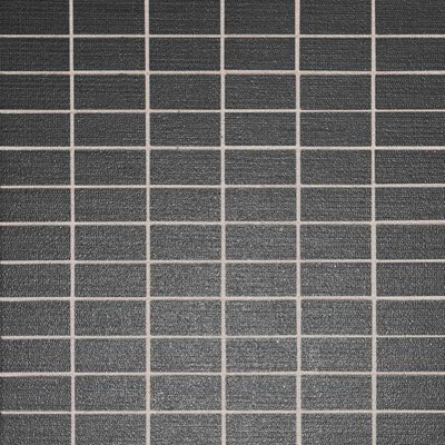 American Olean Infusion Mosaic Fabric Black Fabric Mosaic IF5612MS1P