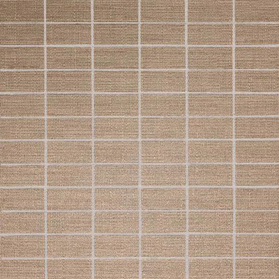 American Olean Infusion Mosaic Fabric Taupe Fabric Mosaic IF5212MS1P