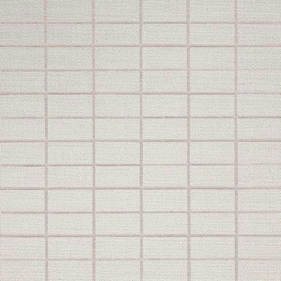 American Olean Infusion Mosaic Fabric White Fabric Mosaic IF5012MS1P