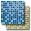 Legacy Glass Mosaic 1 x 1 Blends