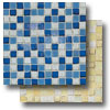 Solare Glass Mosaics Blends