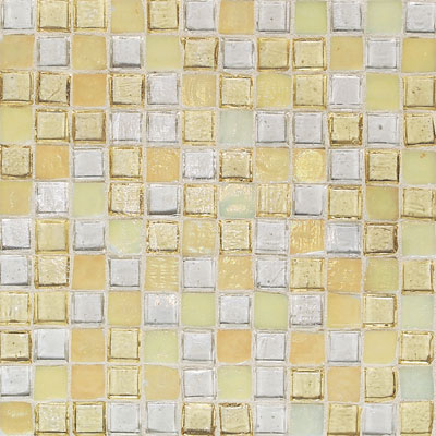 American Olean Solare Glass Mosaics Blends Citrus SO9311PM1P