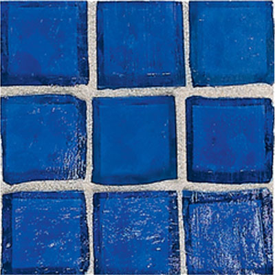 American Olean Solare Glass Mosaics Cobalt SO79 11PM1P