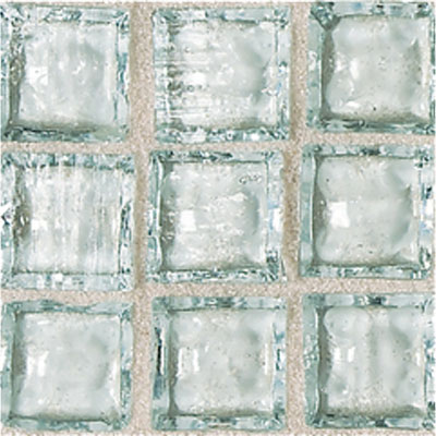 American Olean Solare Glass Mosaics Ice SO65 11PM1P