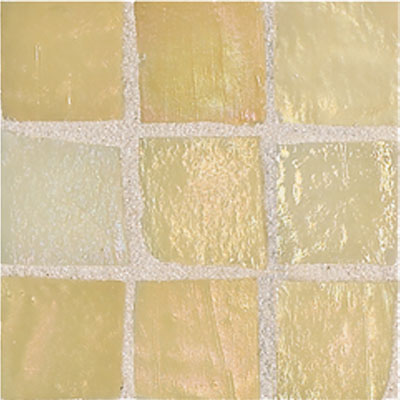 American Olean Solare Glass Mosaics Sand SO84 11PM1P