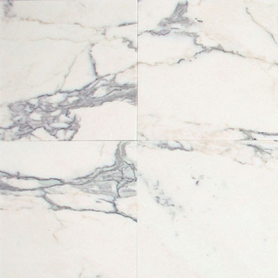 American Olean Stone Source Marble and Onyx 12 x 12 Polished Calacatta Gold
