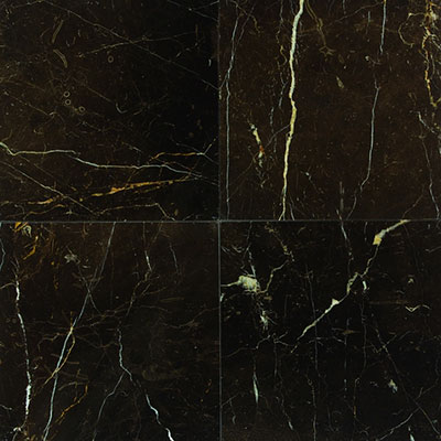 American Olean Stone Source Marble and Onyx 12 x 12 Polished St Laurent Oriental