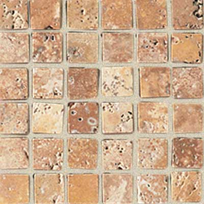 American Olean Tumbled Stone Mosaic Puerto Gold Straight TU0211MS1P