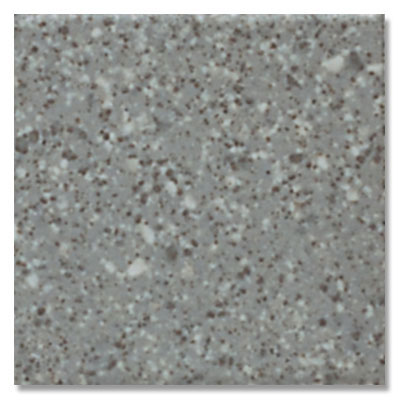 American Olean Unglazed Porcelain Mosaics 2 x 4 Storm Gray Speckled