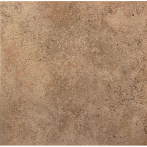 American Olean Vallano 12 x 12 Milk Chocolate VL0312121P6