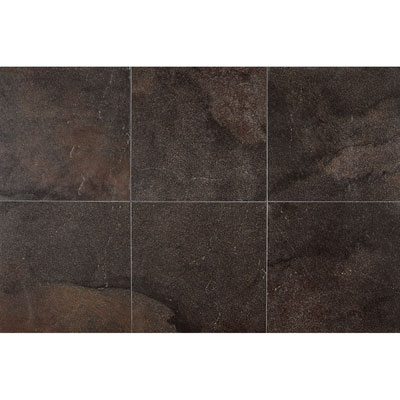 American Olean Volcano Rock 12 x 24 Chocolate VR9612241P1