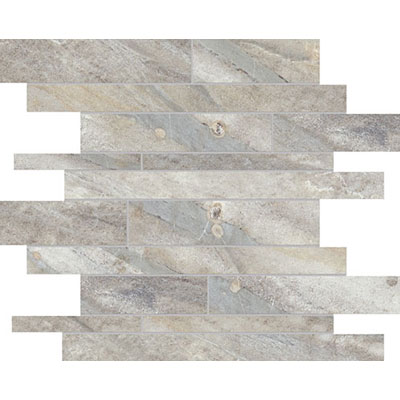 Anatolia Tile & Stone Evolution HD Random Strip Mosaic Sand