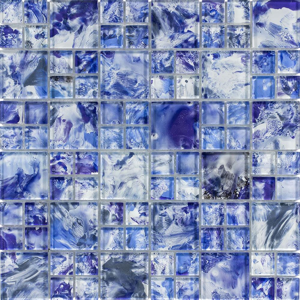 Aqua Art Michelangelo Mosaic Sky