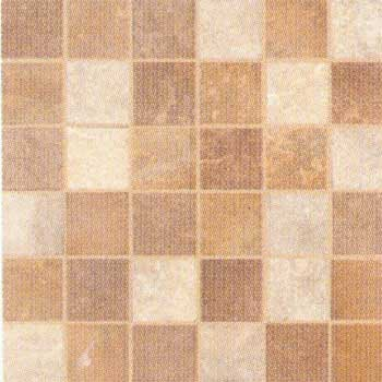 Ascot Nature Mosaic Nut/Beige/White Mix - Light 3518