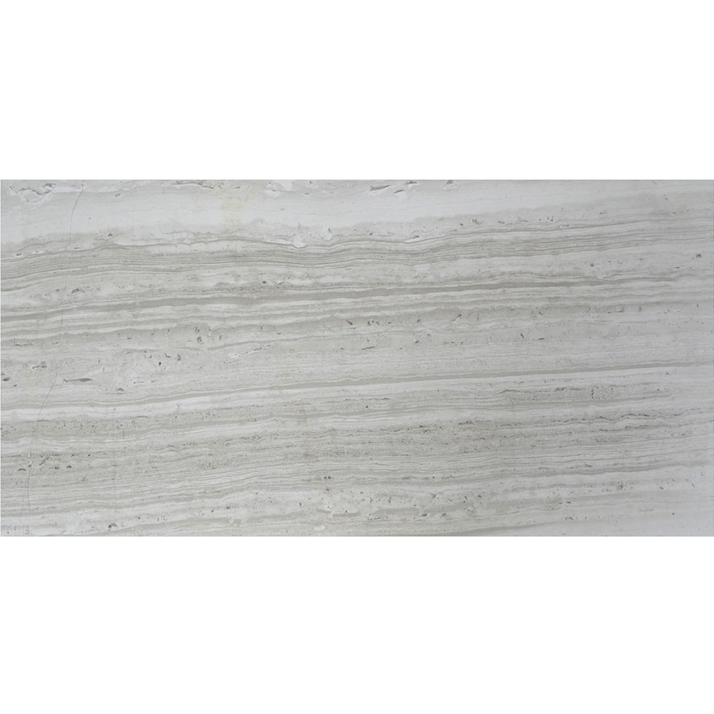 Atlantic Stone Source Marble 12 x 24 Wooden Grey