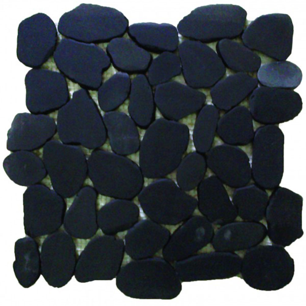 Bati Orient Pebbles Sliced XL Black