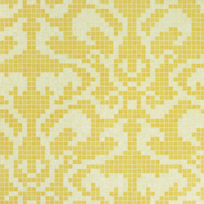 Bisazza Mosaico Decori 20 - Damasco Cream Damasco Cream