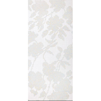Bisazza Mosaico Decori 20 - Shadow White A Shadow White A