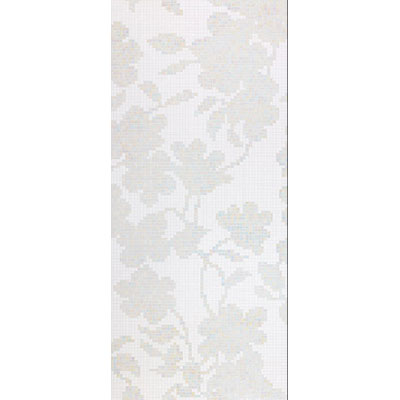 Bisazza Mosaico Decori 20 - Shadow White B Shadow White B