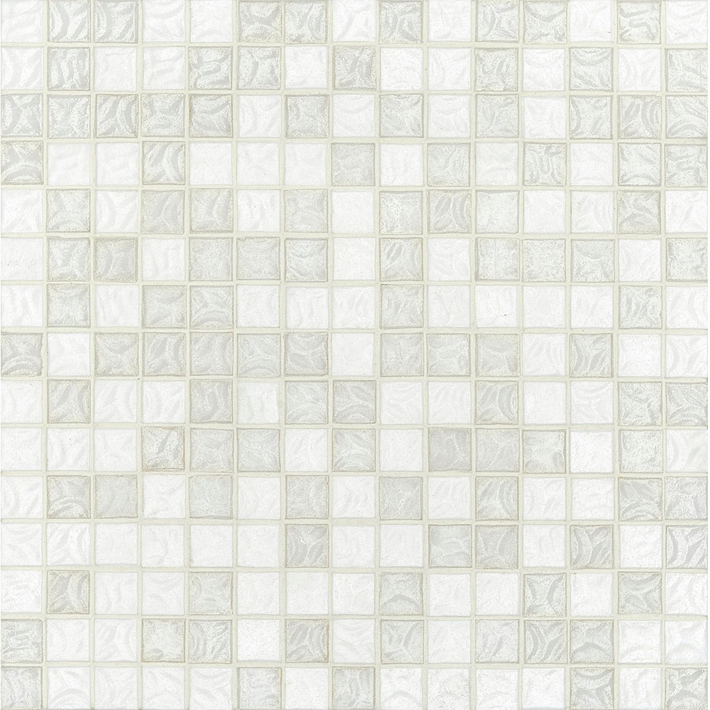Bisazza Mosaico Flow Blends Ice