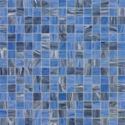 Bisazza Mosaico Blue Collection 20 Antonella Antonella