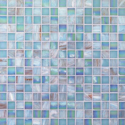 Bisazza Mosaico Blue Collection 20 Audrey Audrey