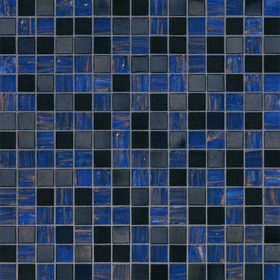 Bisazza Mosaico Blue Collection 20 Cristina Cristina