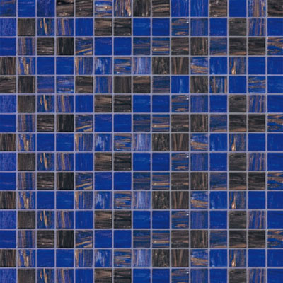 Bisazza Mosaico Blue Collection 20 Elsa Elsa