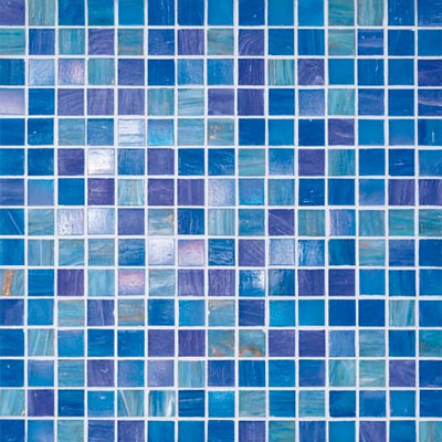 Bisazza Mosaico Blue Collection 20 Liz Liz