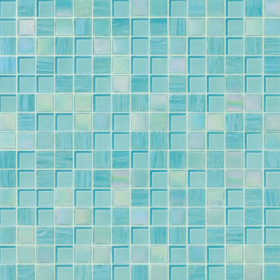 Bisazza Mosaico Blue Collection 20 Marina Marina