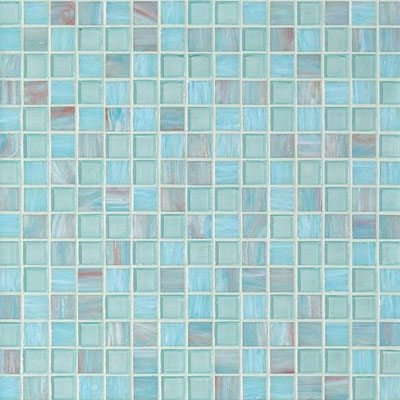 Bisazza Mosaico Blue Collection 20 Teresa Teresa