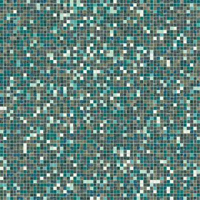 Bisazza Mosaico Shading Blends 20 Mix 8 - Begonia Begonia Mix8