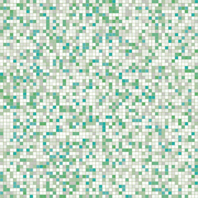 Bisazza Mosaico Shading Blends 20 Mix 1 - Felce Felce Mix1