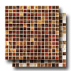 Gold/Bronze Mix Mosaic