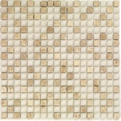 Casa Italia Pure & Natural Mosaic Glossy Light Emperador (07200010) CIT07200010