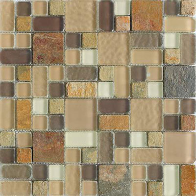 Casabella Botswana Mosaic Mashatu Gold