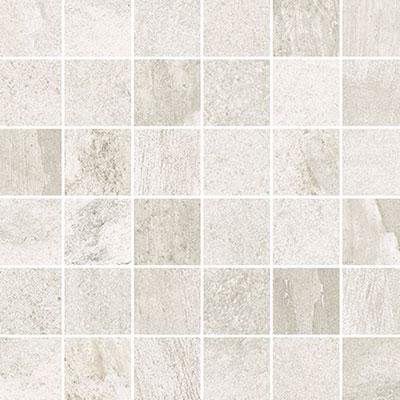 Casabella gotham mosaic 2 x 2 bianco for Bella casa tiles