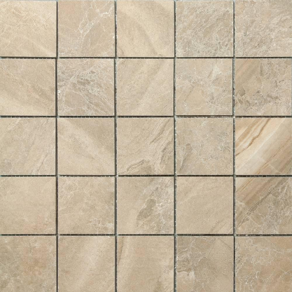 Casabella icaria mosaic 2 x 2 ocre for Bella casa tiles