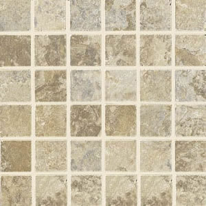 Ceramica Magica Fusion Mosaic (Drop) Colonial White MAGFSK31M