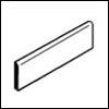 Crossville Empire 3.5 x 21 UP Bullnose (Unpolished) 3 x 14