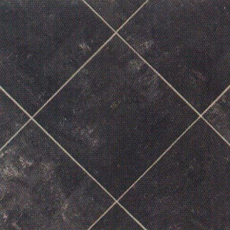 Crossville Empire Mosaics Unpolished Black Swan UP VS86