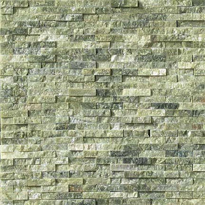 Crossville Modern Mythology Griffin Split Stone Mosaic Green S01111212SSGR