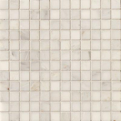 Crossville Modern Mythology Statuary White Mosaic Statuary White S002.10101MOS