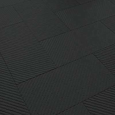 Crossville Plan 12 x 12 Diagonal Black PN04
