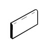 Crossville Plan 12 x 12 Bullnose  Unpolished (3 x 12)
