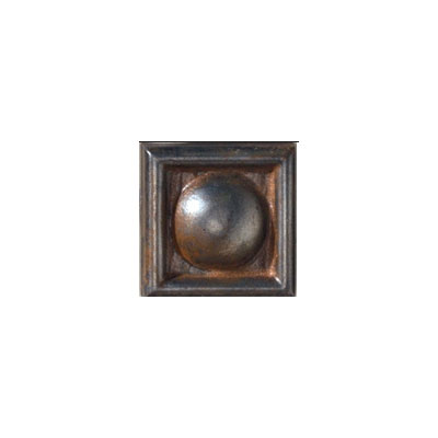 Crossville Urban Renewal - Aged Iron 6 x 6 Ball Dot M300 1202BLDOT