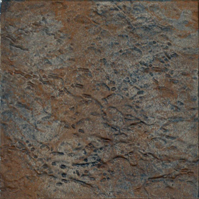 Crossville Urban Renewal - Aged Iron 6 x 6 Crackle Field Tile 4x4 M300 10404CFT